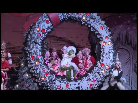 Highlights from Dr. Seuss' How The Grinch Stole Christmas! The Musical
