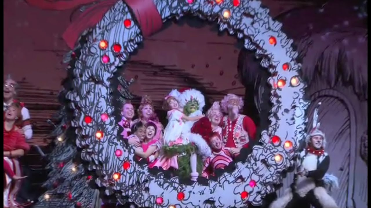How The Grinch Stole Christmas Musical.Highlights From Dr Seuss How The Grinch Stole Christmas The Musical