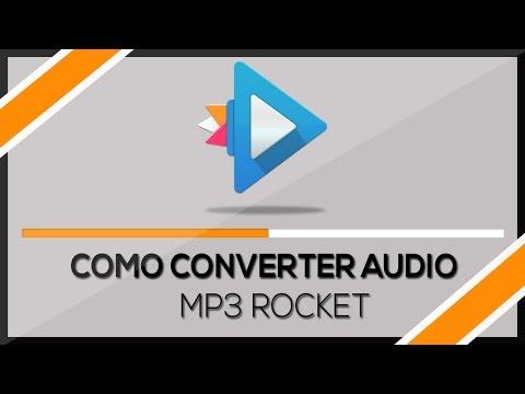 Como converter um video ou musica - Mp3 Rocket