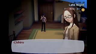 Shin Megami Tensei : Persona 3 FES -47- A Second Date