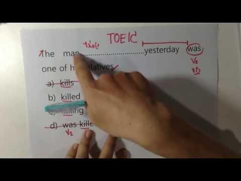 TOEIC  Grammar (Incomplete Sentences) ตะลุยโจทย์กับ ครูดิว