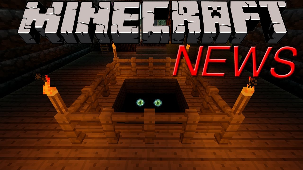 minecraft news halloween mob witch player skulls horses vs pigs more youtube. Black Bedroom Furniture Sets. Home Design Ideas