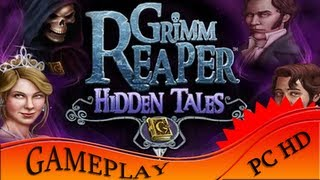 Grimm Reaper: Hidden Tales - Gameplay PC | HD