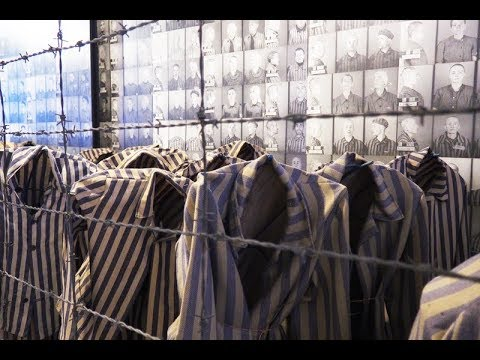 I WENT TO AUSCHWITZ || ACTUAL FOOTAGE FROM THE CAMP || WANDER WITH ME