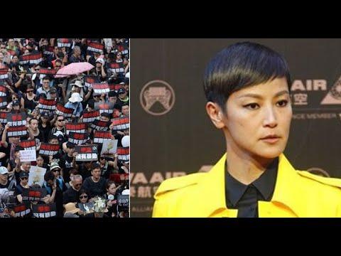 """加拿大人何韵诗到联合国谈香港人权?莫乃光双手沾满鲜血。香港自由资本下的""""生殖隔离""""'已经反人类。"""