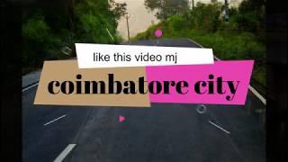 coimbatore city 2019