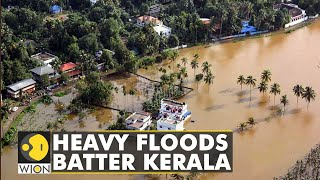 Over 20 people killed after heavy rains triggered flash floods in Kerala   Latest News