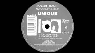 Danube Dance Feat. Kim Cooper - Unique (Sure Is Pure Remix) [Gem Records] 1991