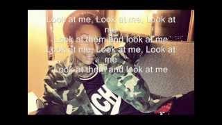 Wiz Khalifa - Telescope ft  50 Cent [LYRICS ON SCREEN]