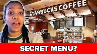 Things That Starbucks Doesn't Want You To Know