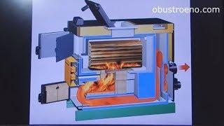 видео Экономичный электрический котел для отопления частного дома