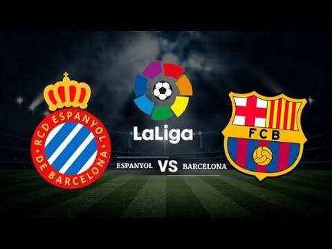 ESPANYOL VS BARCELONA LIVE
