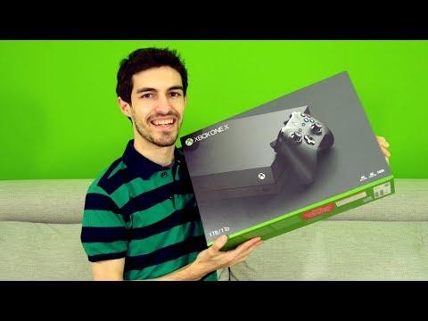 X DADO BOX • Tutto (ma proprio tutto) sulla Xbox One X!