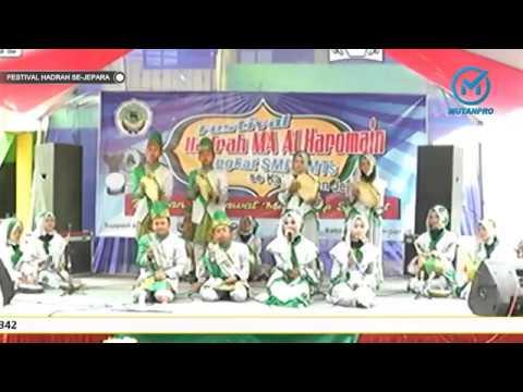 Juara 2 Festival Hadrah MA Al Haromain Tingkat SLTP Se Kabupaten Jepara 2018