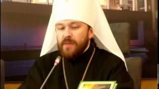 митрополит Иларион в Вильнюсе