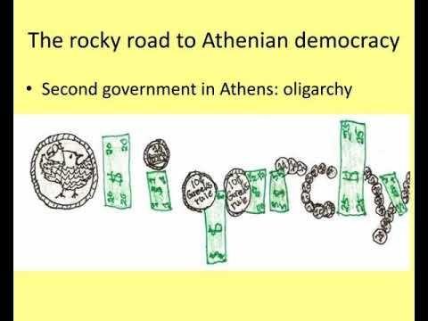 greek thinkers democracy and atg