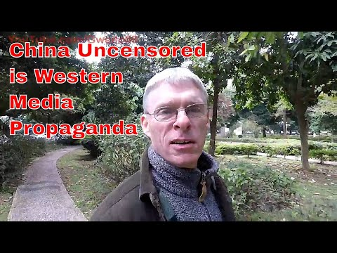 Is Western Media against China?