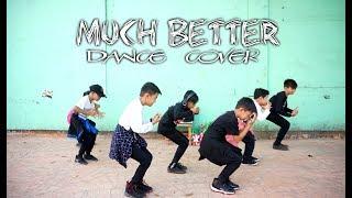 Much Better - Skusta Clee (Dance Choreography)
