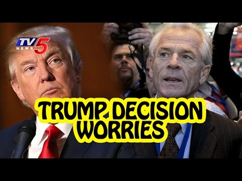 Donald Trump Appoints Peter Navarro, The Head of White House National Trade Council | TV5 News