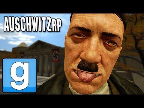 GMOD - Revenge of the Jews (AuschwitzRP)