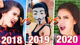 VY QWAINT Vs PZ9 2018 Vs 2019 Vs 2020 | Battle Royale! Chad Wild Clay Daniel Regina Melvin Song Vlog