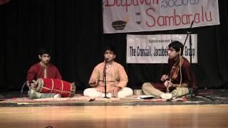 Nagumomu Ganaleni - Saint Thyagaraja Composition Abheri Ragam