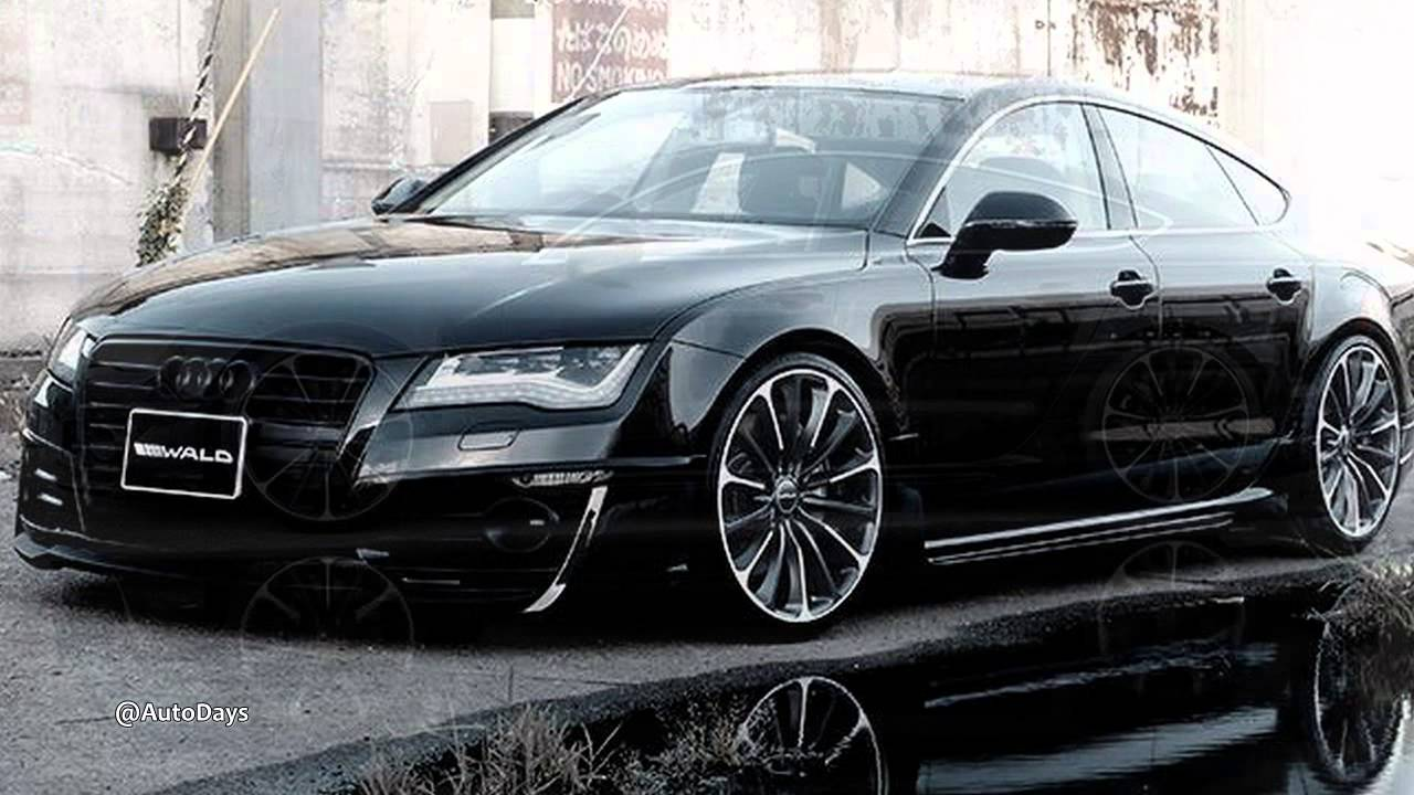 Audi A7 Sportback By Wald International Youtube