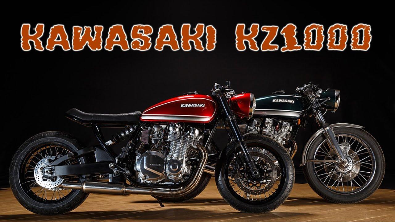 Kawasaki Kz Cafe Racer