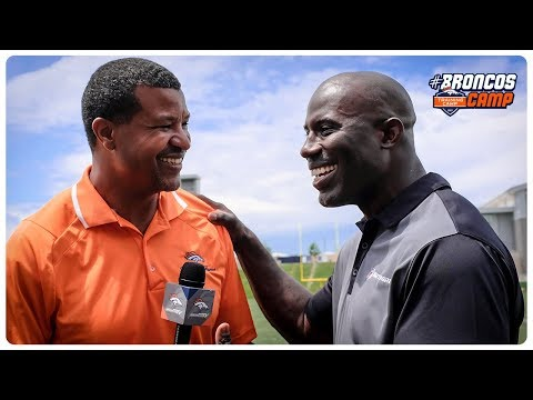 BTV: Steve Atwater catches up with Terrell Davis