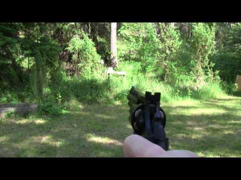 KWC Colt Python Test