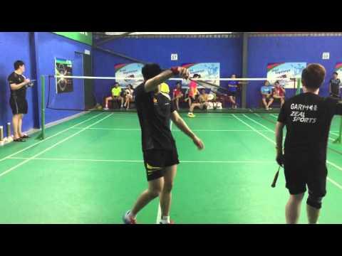 ZEAL Sports LEISURE VS CCB ( GARY YAP & NAIDY)