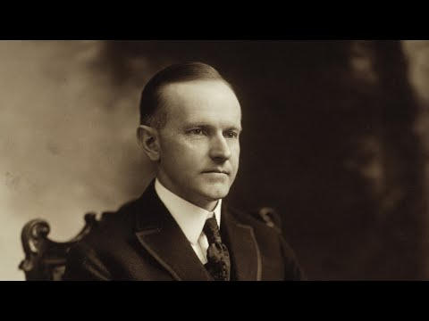 The Calvin Coolidge Song