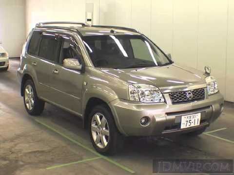 2006 nissan x trail gt pnt30 youtube. Black Bedroom Furniture Sets. Home Design Ideas