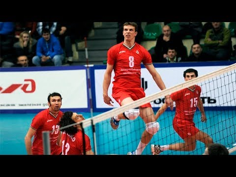 TOP 10 Monsters of the Vertical Jump / Volleyball 2017 (HD)