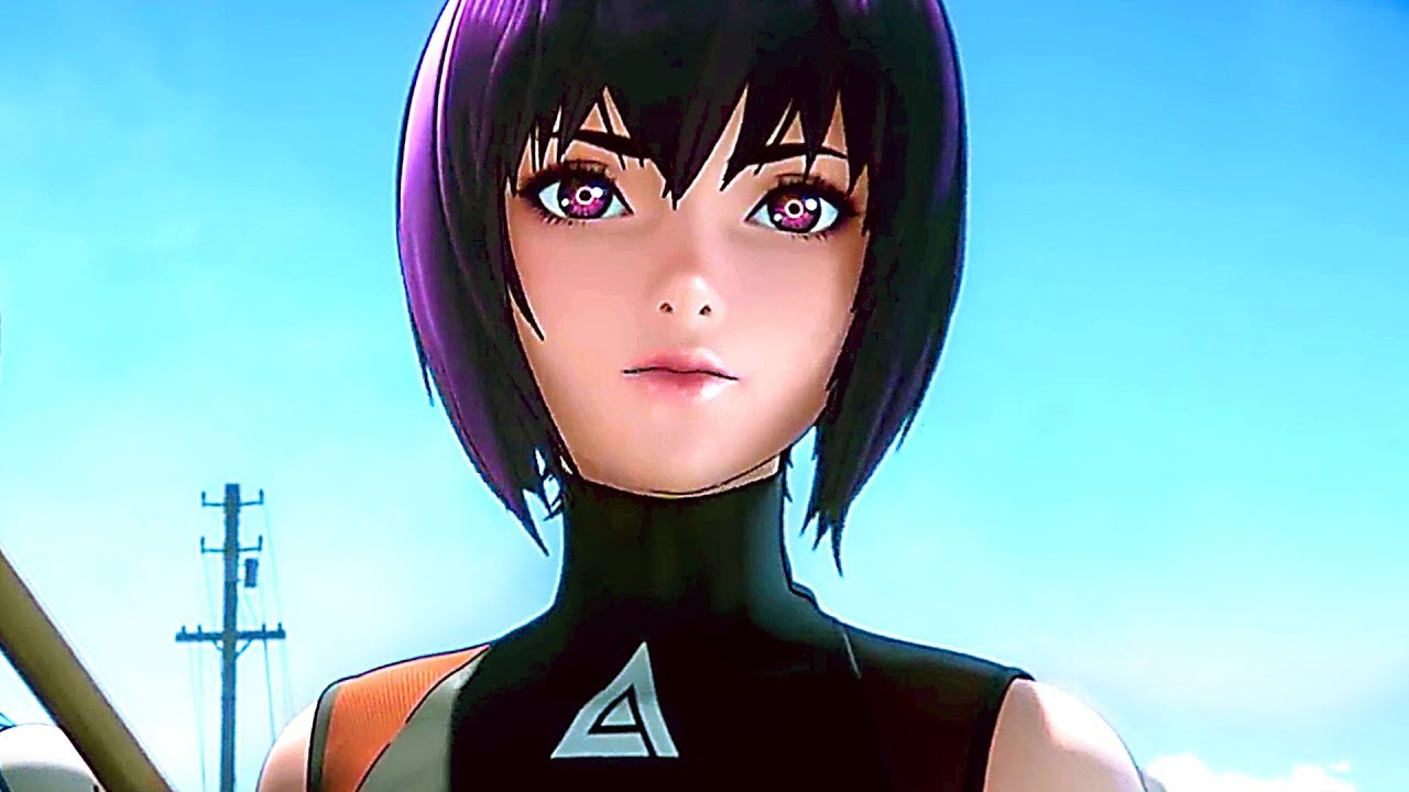 Ghost In The Shell Stream 2019
