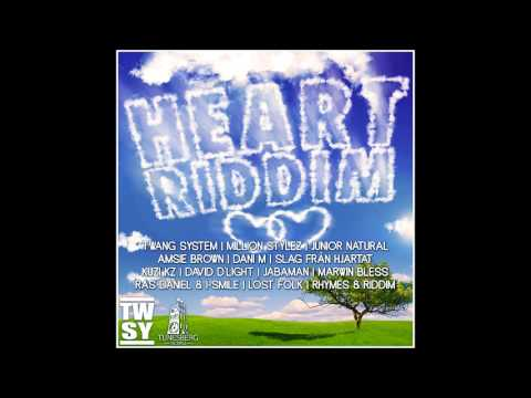 Junior Natural - Can't Go Wrong (Heart Riddim) Prod.TWSY - Tunesberg Records