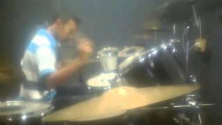Nightmare, A7x, Mario drum cover, Istana Musik Jombang