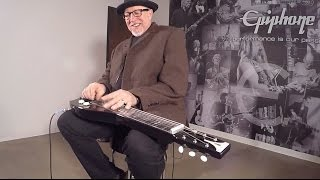 "Stacy Mitchhart Demonstrates The Electar ""1939"" Century Lapsteel"