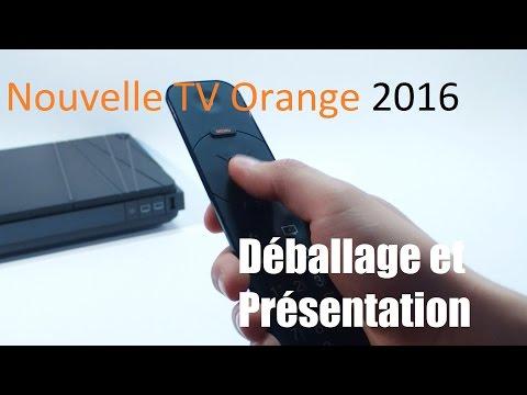 NOUVELLE TV ORANGE 20162017 !