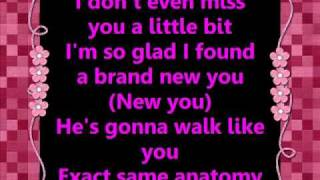 Miranda Cosgrove~ Brand New You (with lyrics)