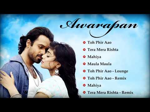 Awarapan 2007 Full Songs Jukebox | Emraan Hashmi & Shriya Saran | Bollywood Romantic Songs