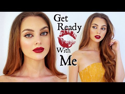 Get Ready With Me: Homecoming / Formal...