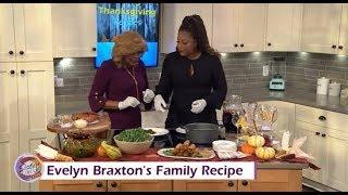 Sister Circle  Thanksgiving Family Recipes with Trina &amp Ms. E  TVONE