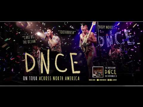 DNCE North American tour