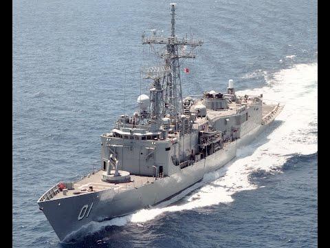 HMAS Adelaide 28/1/2017