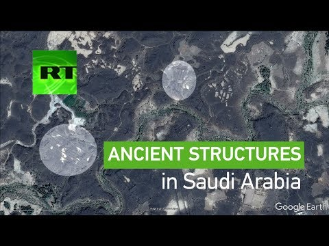 Archaeologists baffled by Saudi Arabia lava field find
