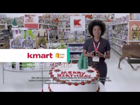 Kmart.. not a Christmas commercial
