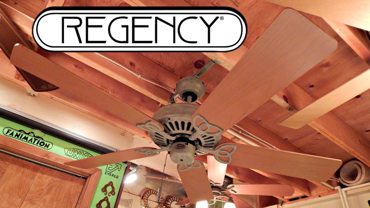 Regency Marquis MX Ceiling Fan