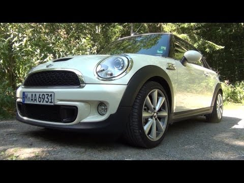 ' 2012 Mini Cooper Convertible ' Test Drive & Review - TheGetawayer