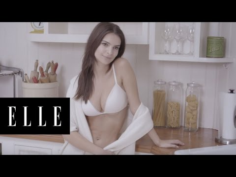 First Moments with Emily Ratajkowski  ELLE